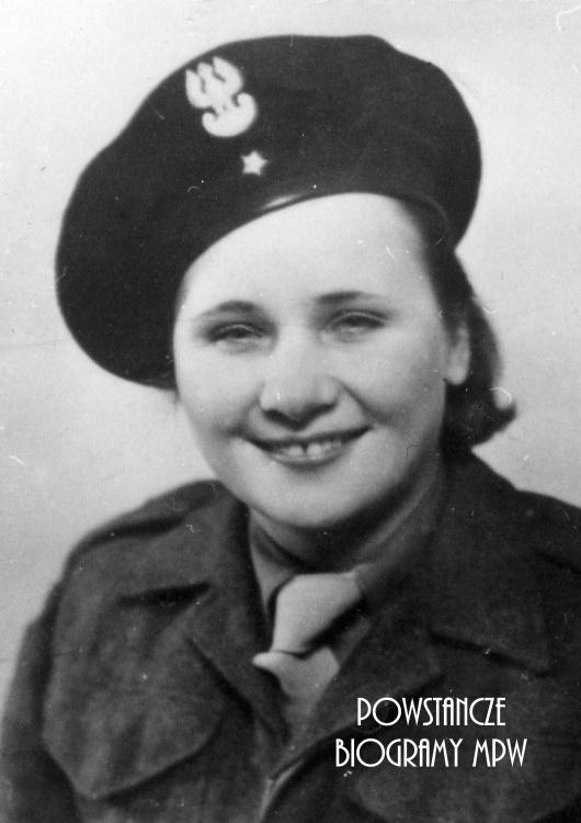 """Karolina Krystyna Świątkowska """"Wisła"""" (1914-1946) Fot. AR MPW"""