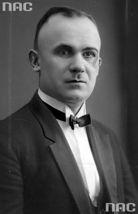 """Antoni Antczak """"Dyrektor"""", """"Antoni"""". Fot. ze zbiorów NAC [www.audiovis.nac.gov.pl]"""