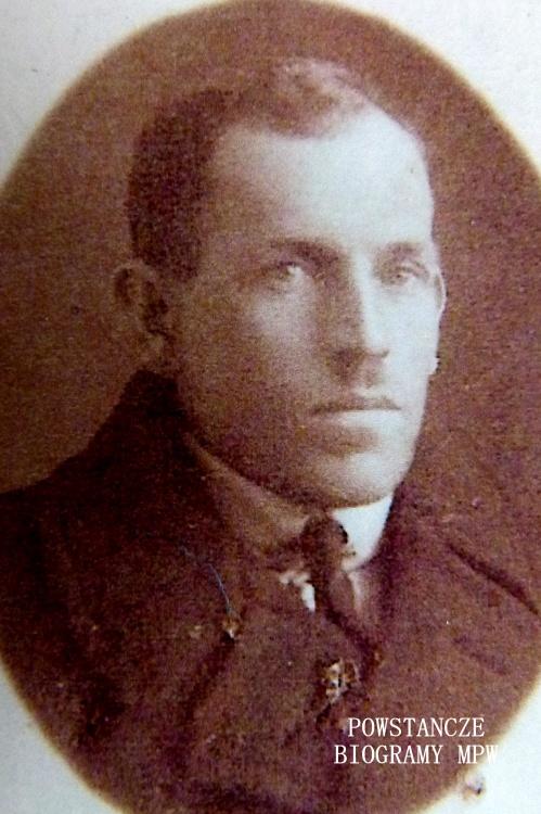 Klemens Burzycki  Fot. z archiwum Antoniego Dmochowskiego