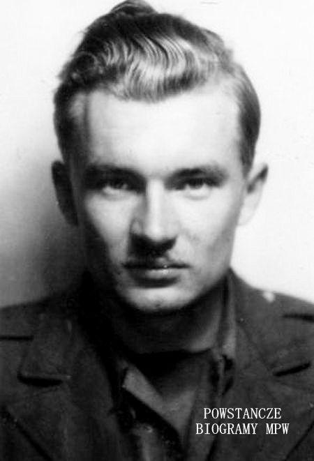 """Tadeusz Konopacki ps. """"Trzaska"""" (1923-2014) Fot. udostępnił Jan Wawszczyk."""