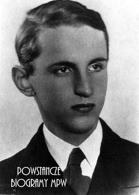 """kpr.pchor. Janusz Semerau-Siemianowski """"Nowina"""" (1922-1944) Fot. archiwum rodzinne"""
