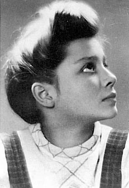 """Maria Teresa Bartnik ps. """"Diana"""" (1931-1944)"""