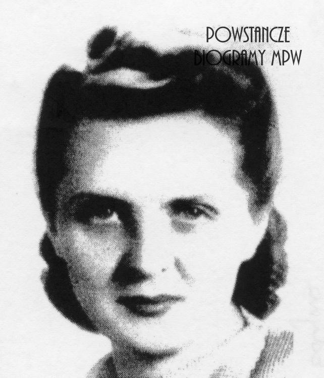 dr Edyna Barbara Słomówna-Wałejko (1911-1988). Fot. AR MPW