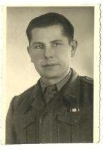 """Józef Stykowski """"Ryśkiewicz"""". Fot. Jacek Stykowski - archiwum rodzinne"""