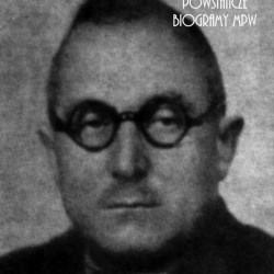 Stefan Sendłak (1889-1978) Fot. udostępnione przez Patrycję Turek-Kwiecińską.