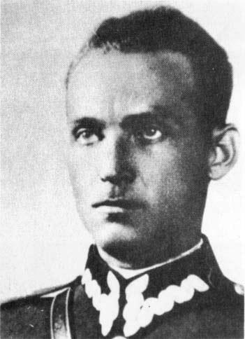 """Mjr Mieczysław Kurkowski ps. """"Sawa"""" (1908-1944)"""