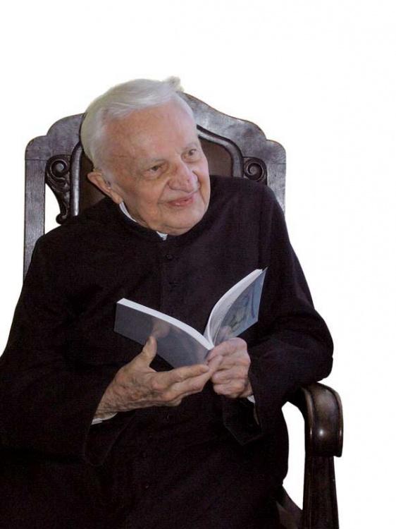 ks. prof. dr Janusz Tarnowski - foto Gość Niedzielny