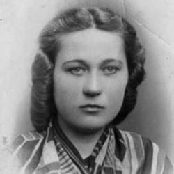 Alicja Michalina Fabisiewicz. Fot. Alex Kocielski-Uher, archiwum rodzinne