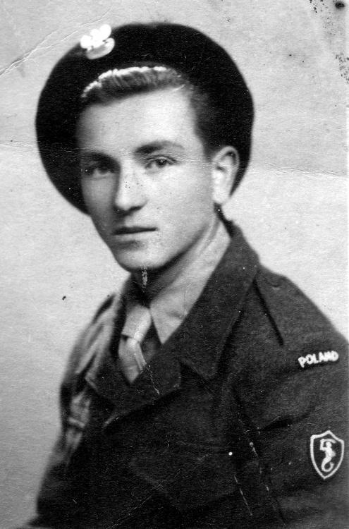 Stanisław Durko. Zdjęcie z archiwum rodzinnego Suzanne Durko