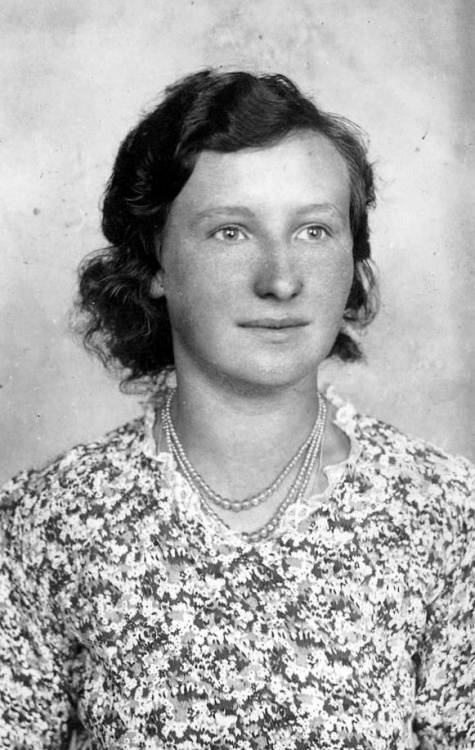 """Henryka Figaszewska ps. """"Jutrzenka"""" (1923-1944)  Fot arch. rodzinne / AR MPW"""