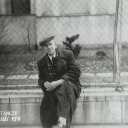 Władysław Szesz (1902-1944). Fot. z archiwum rodzinnego córki.
