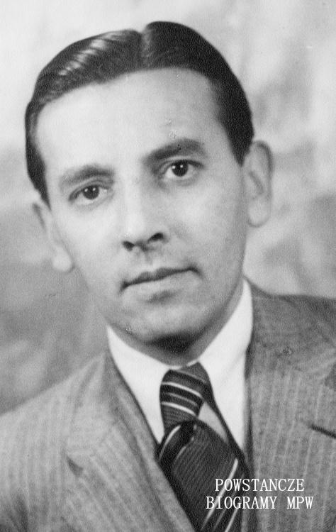 """Marian Tadeusz Mieczyński ps. """"Dunin"""" (1910-1980) - na zdjęciu ok. 1950 roku. Fot. z archiwum rodzinnego udostępnione przez p. Annę Mieczyńską-Jerominek"""