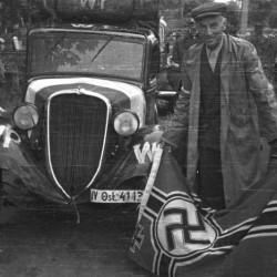 Wola, 2 sierpnia 1944 r. Dowódca Batalionu