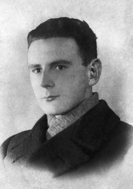 """Czesław Żołędowski """"Wigura"""" (1923-1944) Fot. AR MPW"""