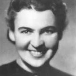 """dr Jadwiga Beaupré """"Malina"""". Fot. archiwum rodzinne"""