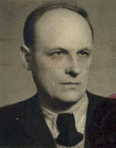"""Stanisław Pernak """"Sabsio"""" Zdjęcie z archiwum rodzinnego Małgorzaty Czerżyńskiej."""