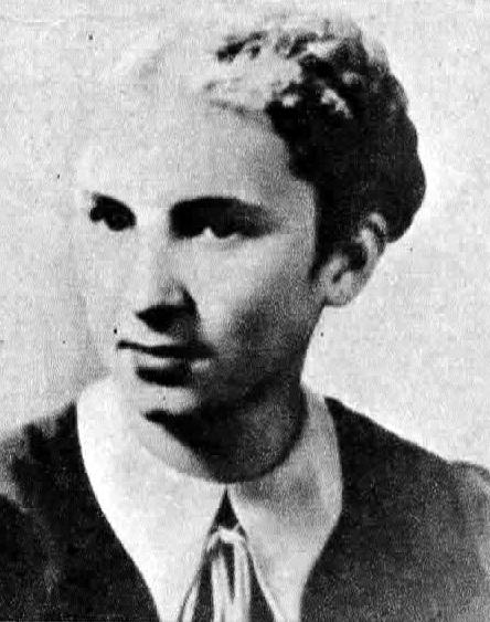 Aldona Reszel (1927-1944) Fot.  - zbiory Joanny Machowskiej.