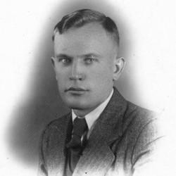 Zygmunt Kraska vel Janusz Krzyżanowski. Fot. MPW
