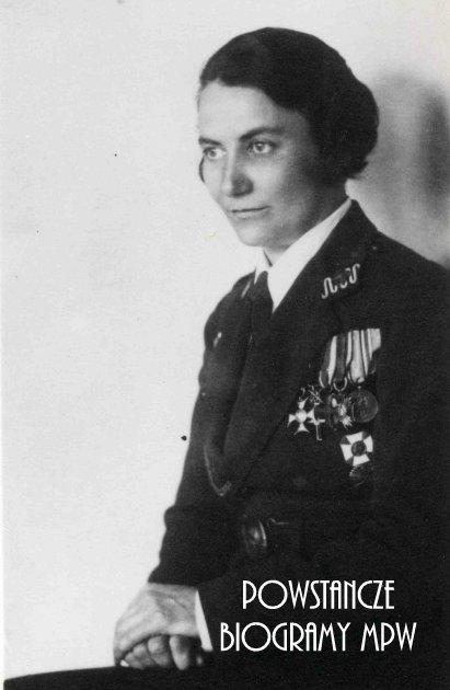 "Gen. Maria Stanisława Wittek, ps. ""Mira"" (1899-1997)"
