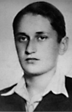 """Andrzej Dażwański """"Jędrek"""" (1923 -1944)"""