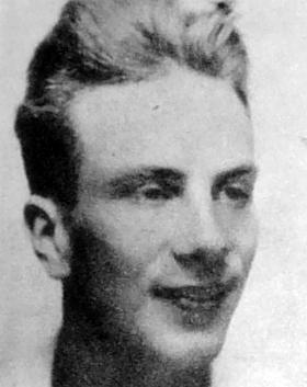 Rafał Sekel ps. Adam (1925-1944) Fot. udostępnione przez Magdalenę Ciok