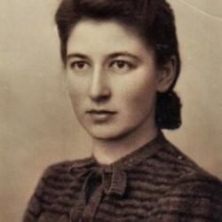Krystyna Nowina-Sroczyńska, po mężu Wyczańska ps.