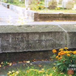 Mogiła na Cmentarzu Wojskowym na Powązkach. Fot. z archiwum A. Dławichowskiego /  MPW