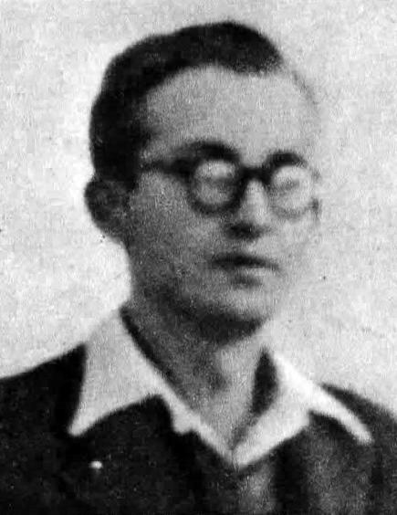 """Andrzej Kwitliński """"Bruzda"""" (1924-1944) Fot.  - zbiory Joanny Machowskiej."""