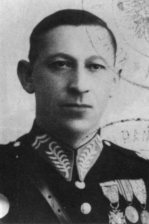 """Czesław Jacyna """"Balcer"""""""