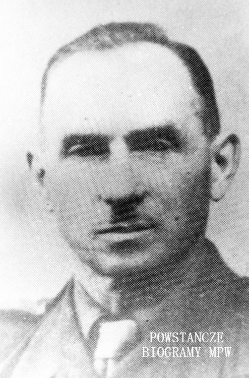 """Płk. Edward Pfeiffer """"Radwan"""" (1895-1964). Fot. ze zbiorów Muzeum Powstania Warszawskiego sygn. MPW-IK/3068"""