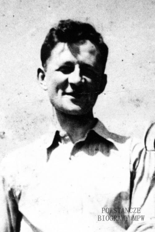 """Władysław Józef Dehnel ps. """"Skoczylas"""". Fot. AR MPW"""