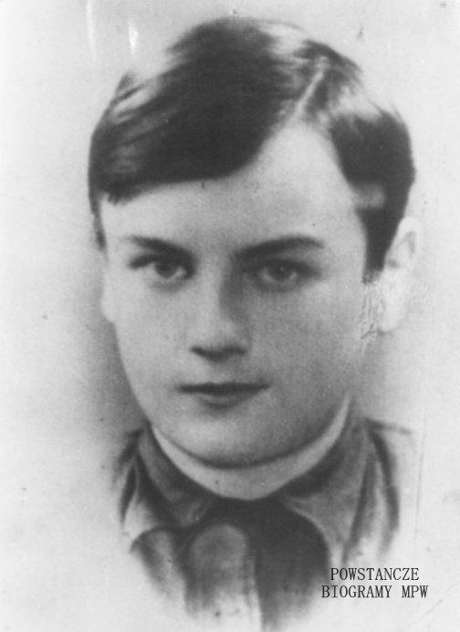 """Kpr. Mirosław Biernacki ps. """"Generał"""" (1928-1944)"""
