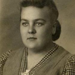 Jadwiga Sabała-Turos. Fot. z archiwum rodzinnego córek.
