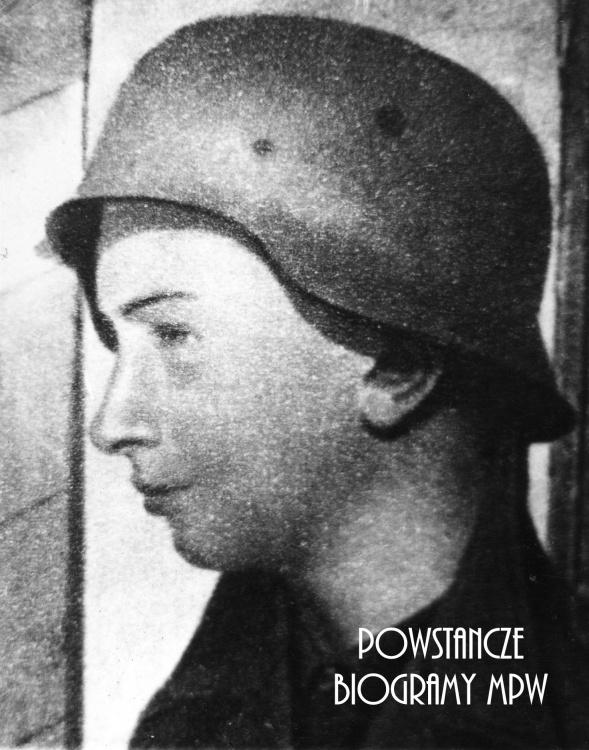 """Kazimierz Czylok """"Spedytor"""". Fot. ze zbiorów Muzeum Powstania Warszawskiego, sygn. MPW-IK/1022"""