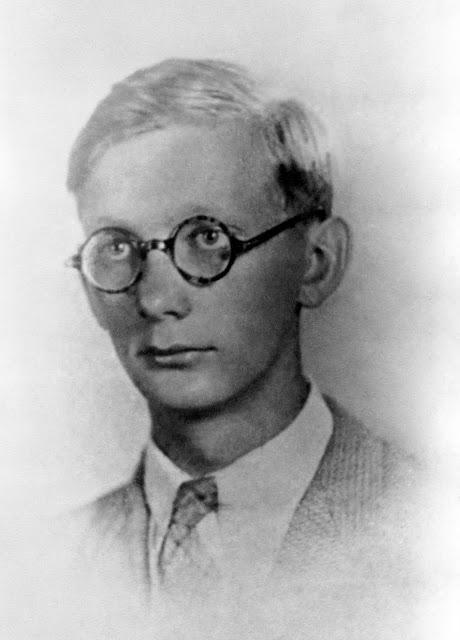 """Ryszard Jerzy Załęski """"Włodek"""" (1924-1944) Fot. AR MPW"""