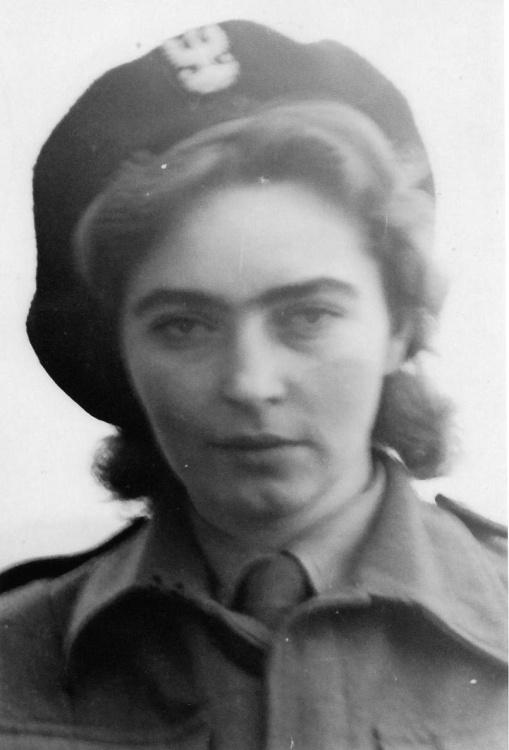 "Barbara Maria Kłossowska ""Anna"""