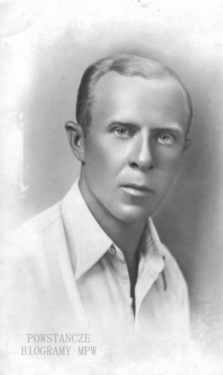 """Inż. Wacław Zawrotny """"Błyskawica"""" (1903-1956). Fot. archiwum rodzinne"""