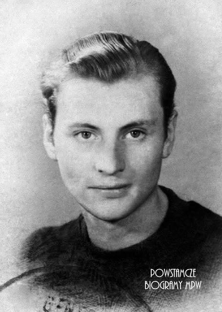 """Zbigniew Jamiołkowski ps. """"Zen"""". Fot. AR MPW"""