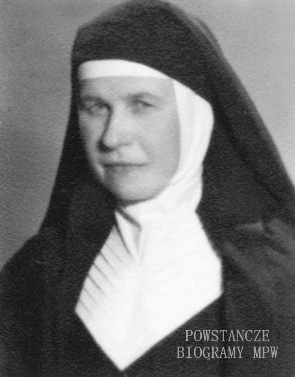 S. Anna Dudziak - Siostra Jolanta (1900-1975). Fot. udostępnione z archiwum ss. Zmartwychwstanek