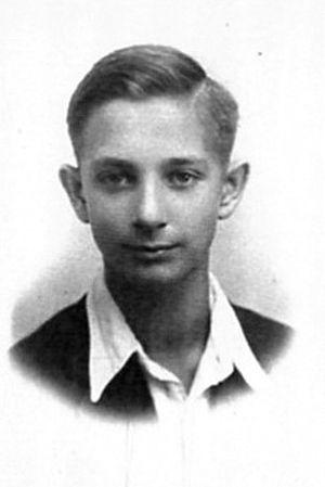 """Ryszard Budzianowski. Fot. z archiwum rodzinnego /Archiwum 2. HBAP """"Żbik"""""""