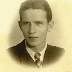 Jan Nastkiewicz - zdjęcie z 1941 r.