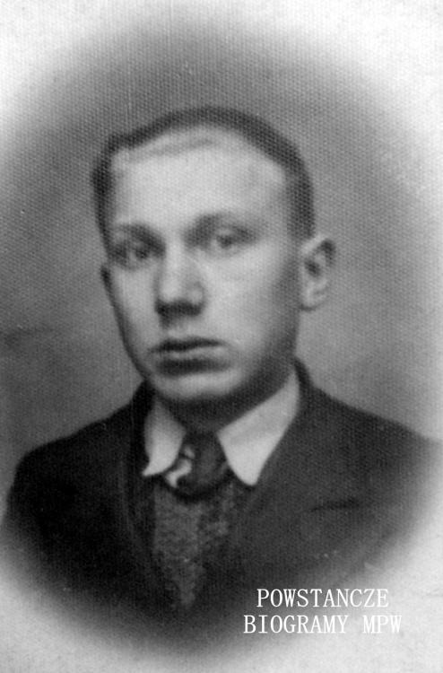Józef Banaś (1919-1944). Fot. archiwum rodzinne