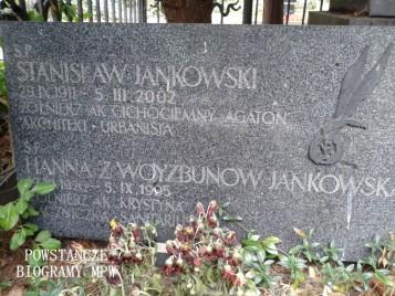 Powstańcze Biogramy - Stanisław Jankowski