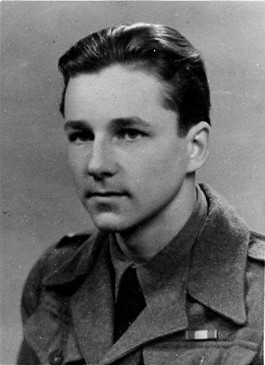 Janusz Klepacz - Henstedt koło Lubeki   1945
