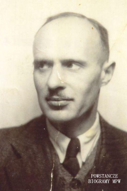 """Wacław Tyszka """"Inżynier"""" (1905-1944). Fot AR MPW"""