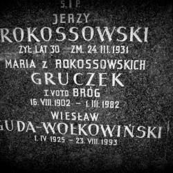 Cmentarz Ewangelicko-Augsburski w Warszawie przy ul. Młynarskiej, kwatera Al 23, rząd  1, grób 24.