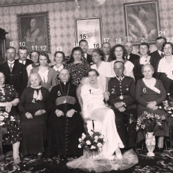 Ślub kpt. Józefa Szyszko ps.