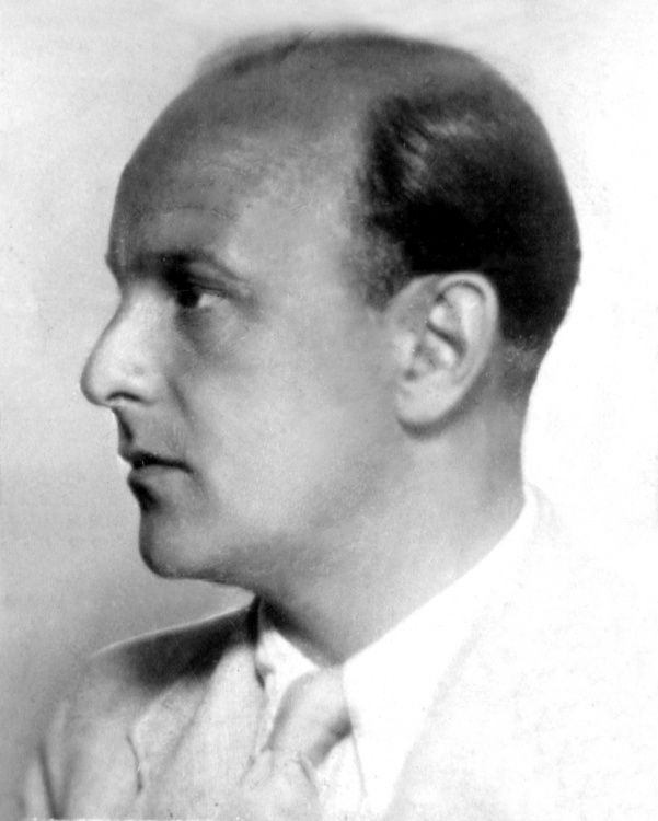 """Henryk Tarnawski """"Kalina"""" - zdjęcie z 1947 roku. Archiwum rodzinne syna, p. Andrzeja Tarnawskiego."""