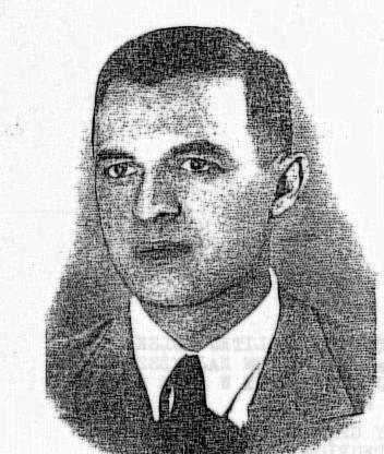 """Stanisław Srzednicki """"Stach"""" (1915-1944) Fot. AR MPW"""