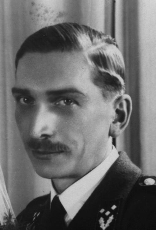 Stefan Karol Głodkiewicz - 19.10.1946. Zdjęcie ze zbiorów Janusza Trylińskiego